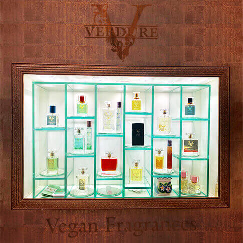 Verdure Vegan Fragrances Mumbai Lounge